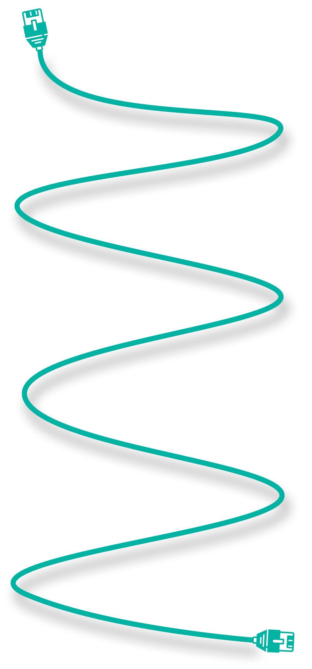 Green Ethernet Lead